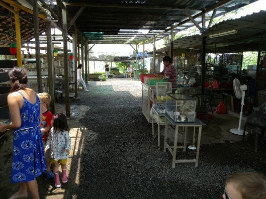 Farmart shed
