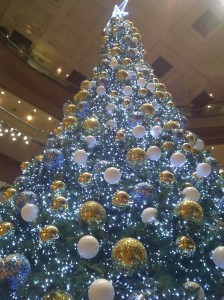 Ngee Ann City Christmas tree