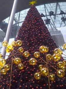 Orchard Road Christmas decorations