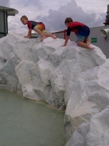 Tampines 1 water park
