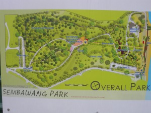 Sembawang Beach plans
