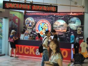 Singapore Duck Tour