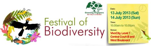 Festival of Biodiversity Singapore
