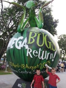 Mega Bugs Return! Science Center