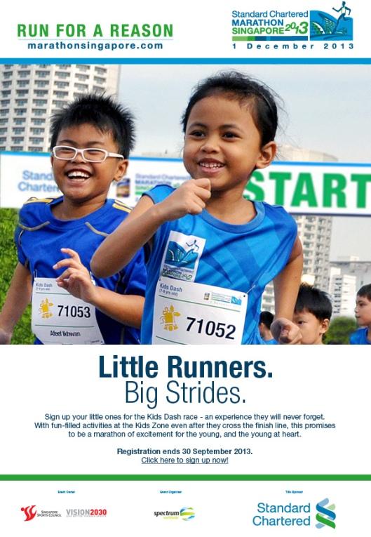 Standard Chartered Marathon Kids Dash