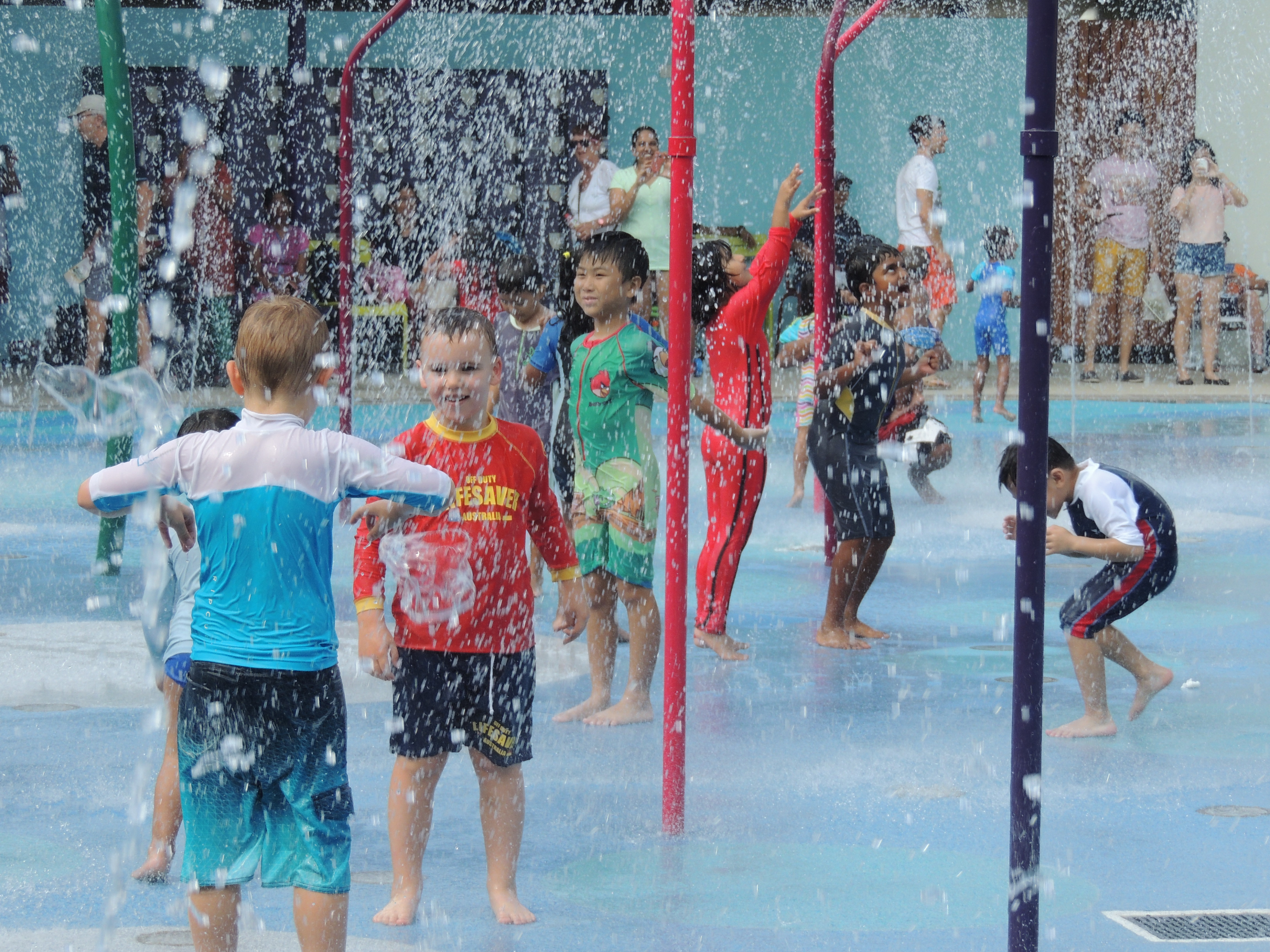Garden By The Bay Water Park children's garden | singaporekids365