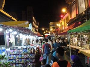 Jonker Street, Malacca